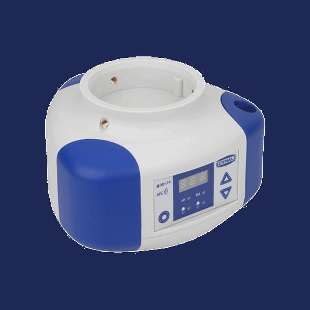 Generatore Vacuum elettrico intelligente per la movimentazione di pezzi ermetici e leggermente porosi.